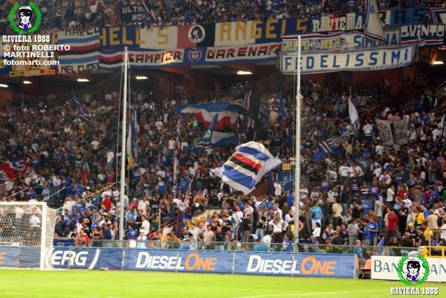 Sampdoria-Udinese 2006/2007