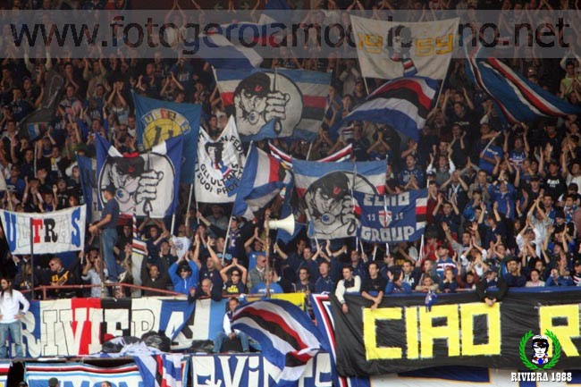 Sampdoria-Chievo Verona 2006/2007
