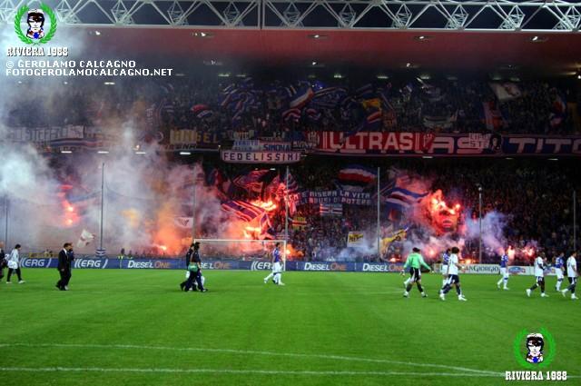 Sampdoria-Lazio 2006/2007