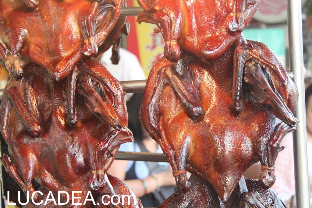 Anatre cotte a Bangkok