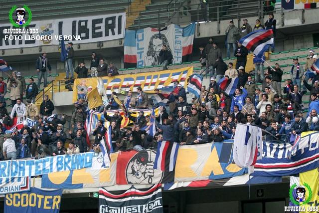 Chievo Verona-Sampdoria 2006/2007 coppa Italia