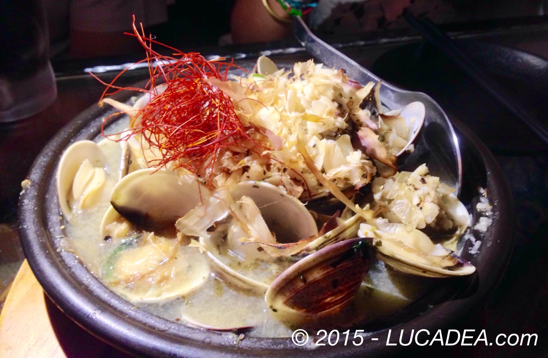 Frutti di mare alla giapponese (foto)