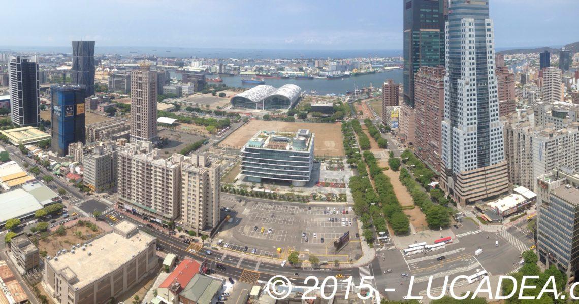 Vista di Kaohsiung