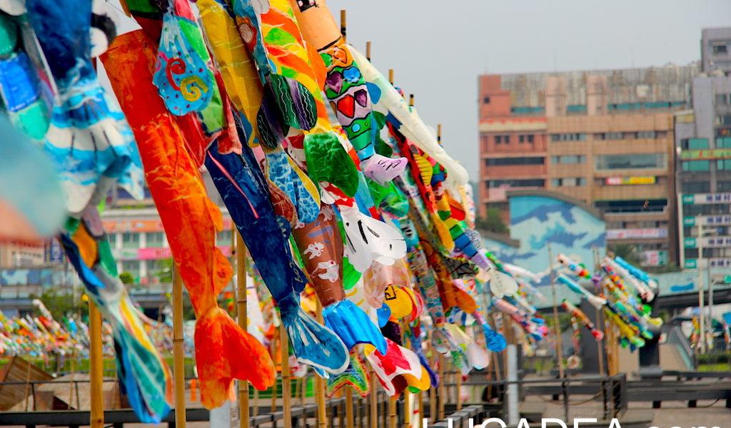 Pesciolini a Keelung: una tradizione asiatica festosa