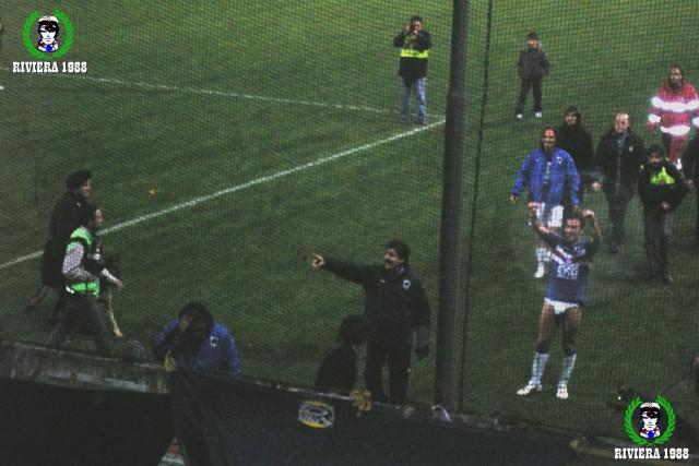 Reggina-Sampdoria 2006/2007