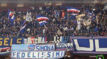 Sampdoria-Chievo Verona 2006/2007 coppa Italia