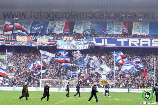 Sampdoria-Fiorentina 2006/2007