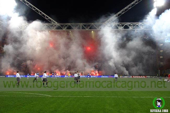 Sampdoria-Inter 2006/2007 coppa Italia