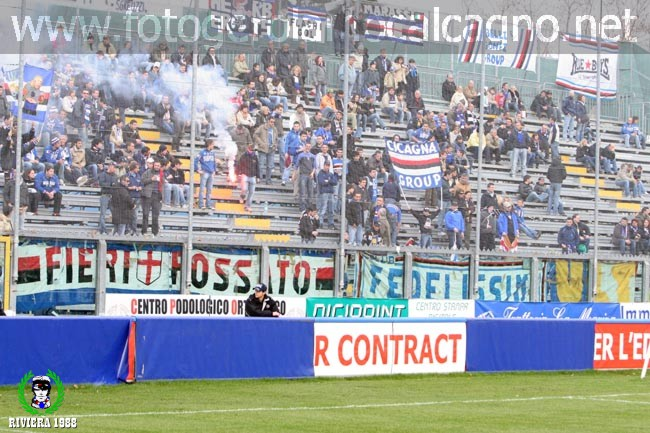 Spezia-Sampdoria 2006/2007 amichevole