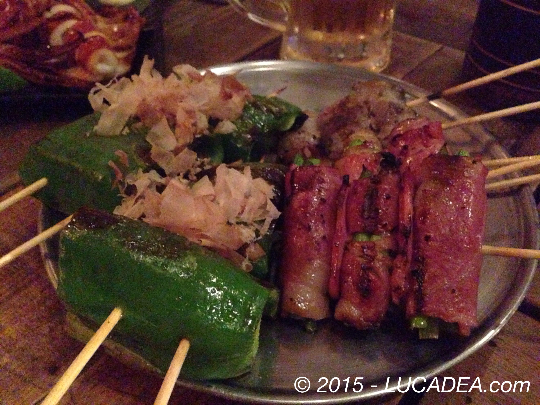 Verdure e carne grigliate (foto)