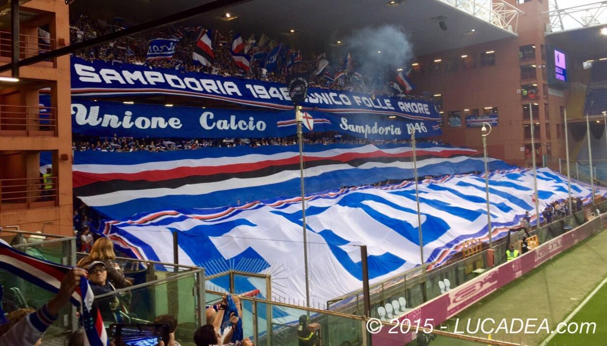 Sampdoria-Parma 2014/2015