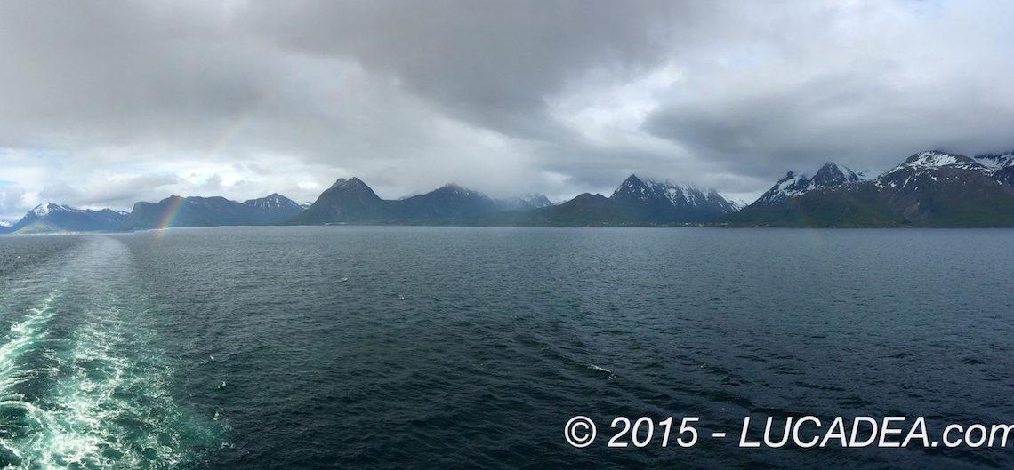 Paesaggio norvegese