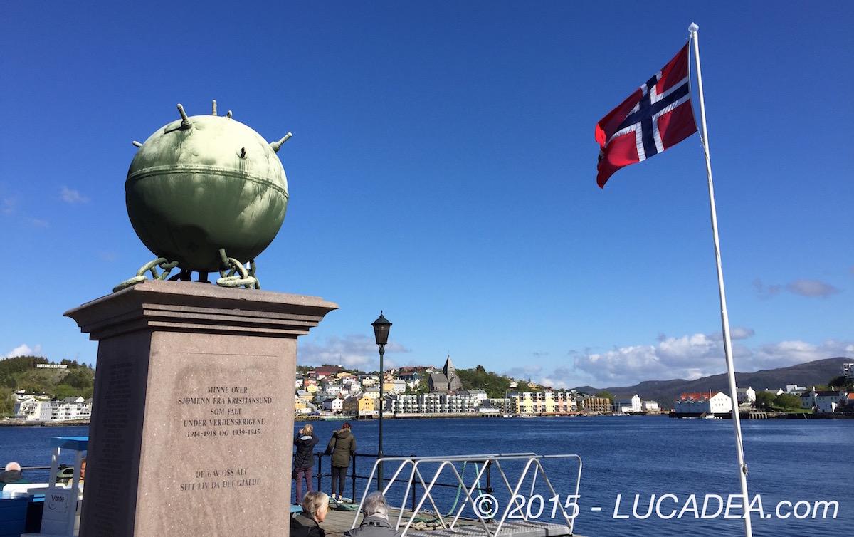 Kristiansund, Norvegia