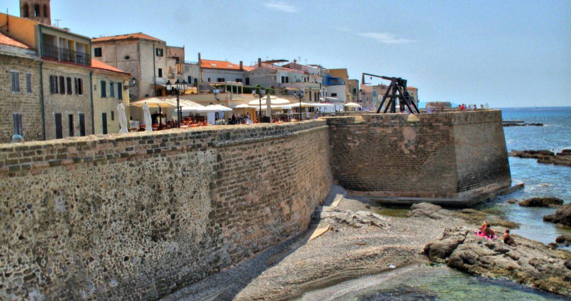 muraglia alghero