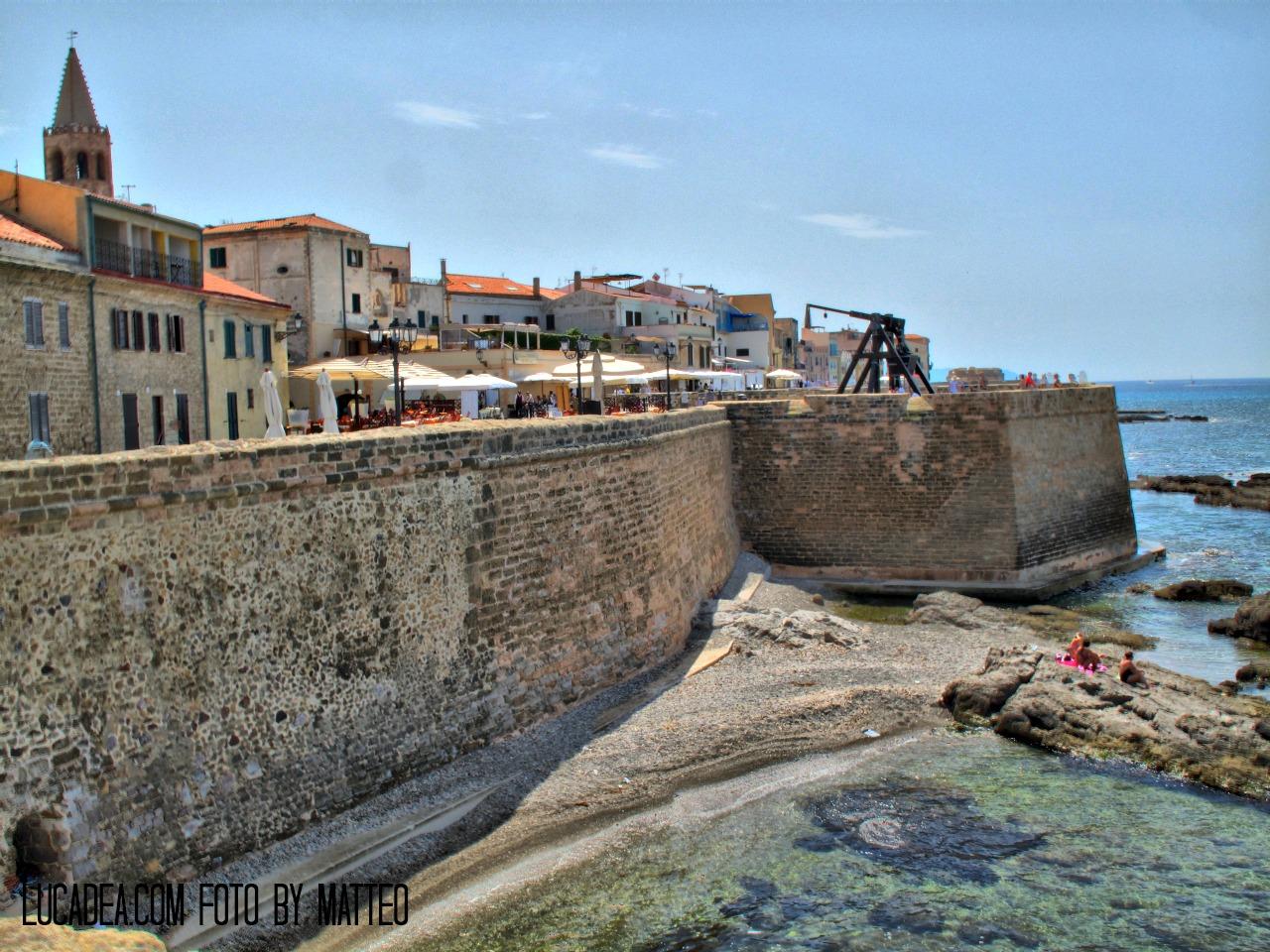 Muraglia di Alghero