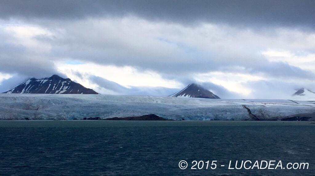 Ghiacciaio Spitsbergen (foto)