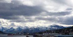 Montagne a Tromso
