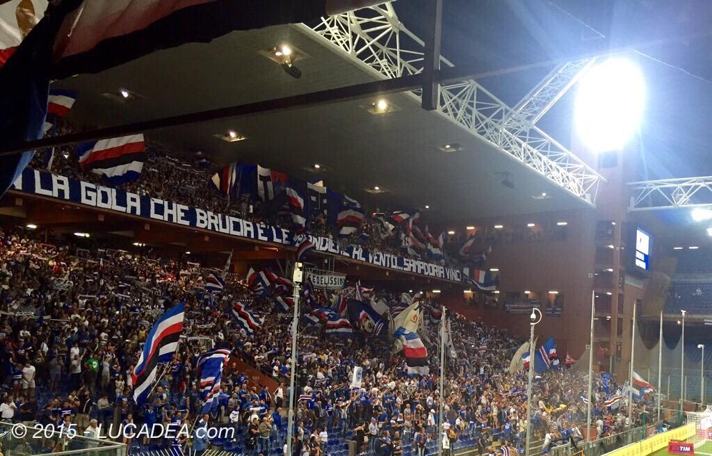 Sampdoria-Carpi 2015/2016