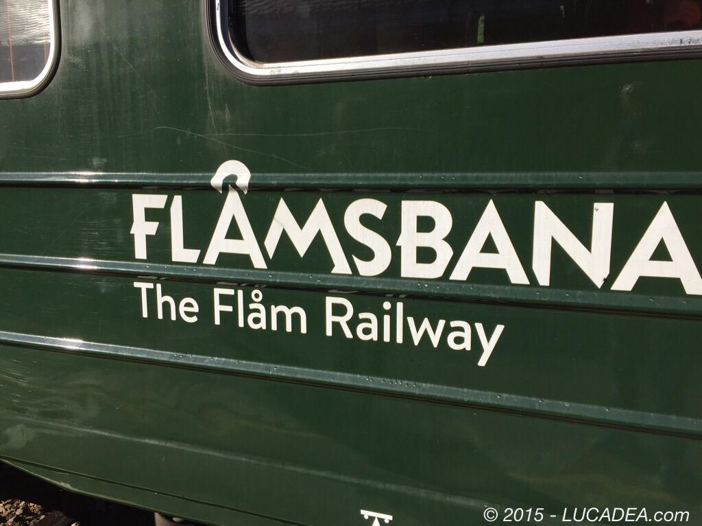 Trenino di Flam