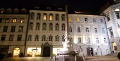 Lubiana by night (foto)