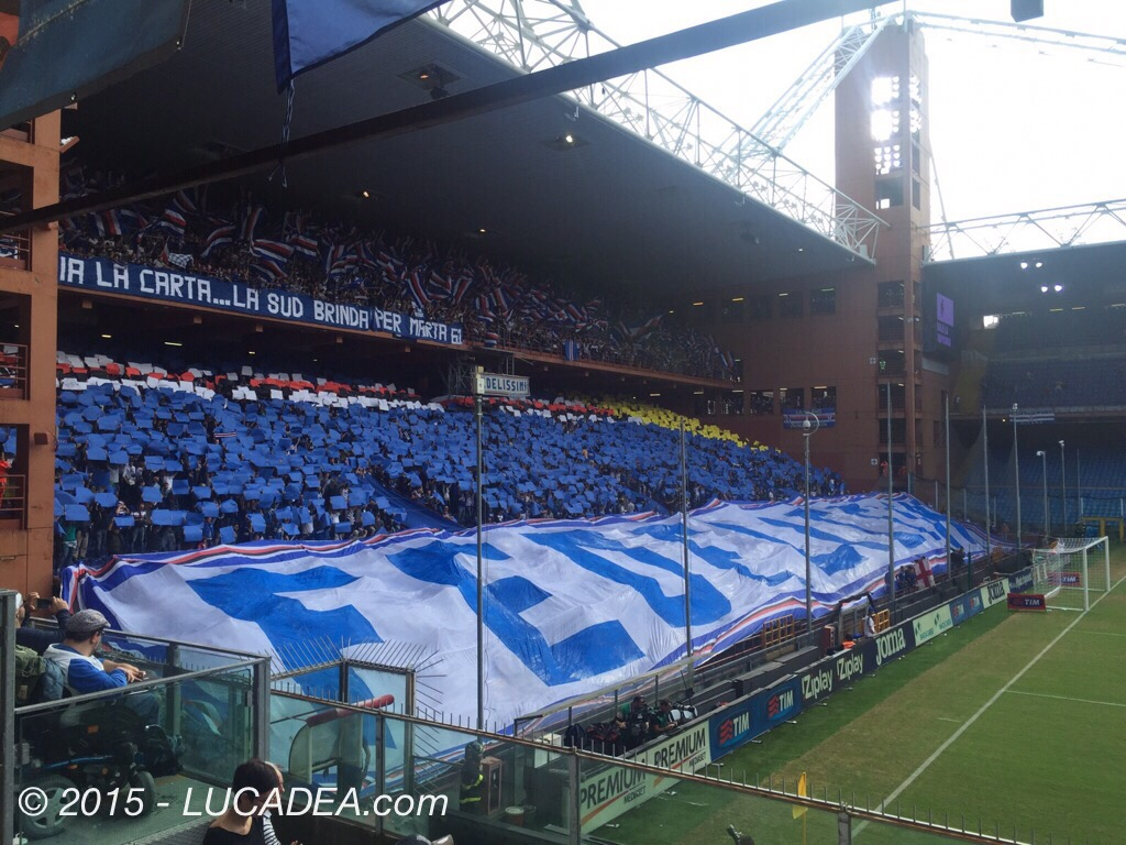 Sampdoria-Inter 2015/2016