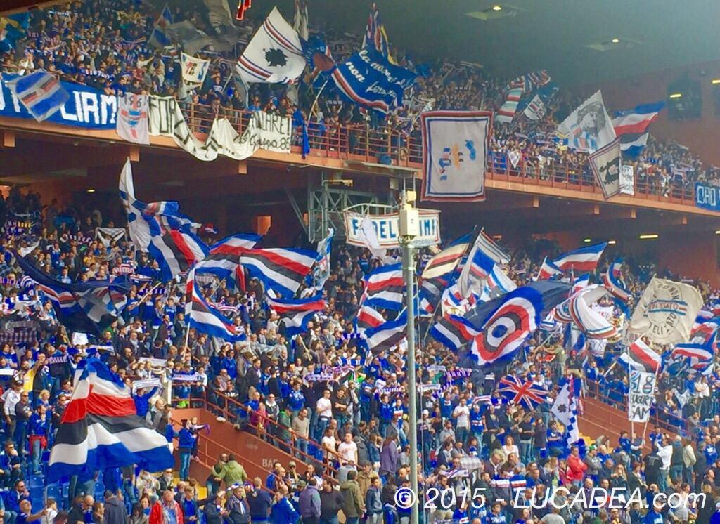 Sampdoria-Verona 2015/2016