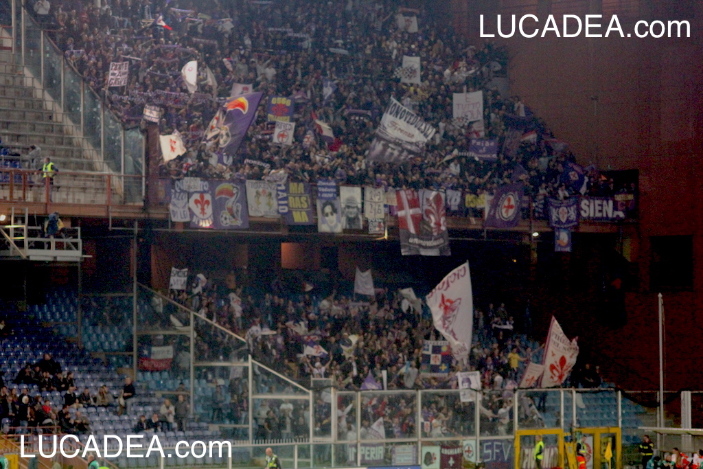 Sampdoria-Fiorentina 2015/2016