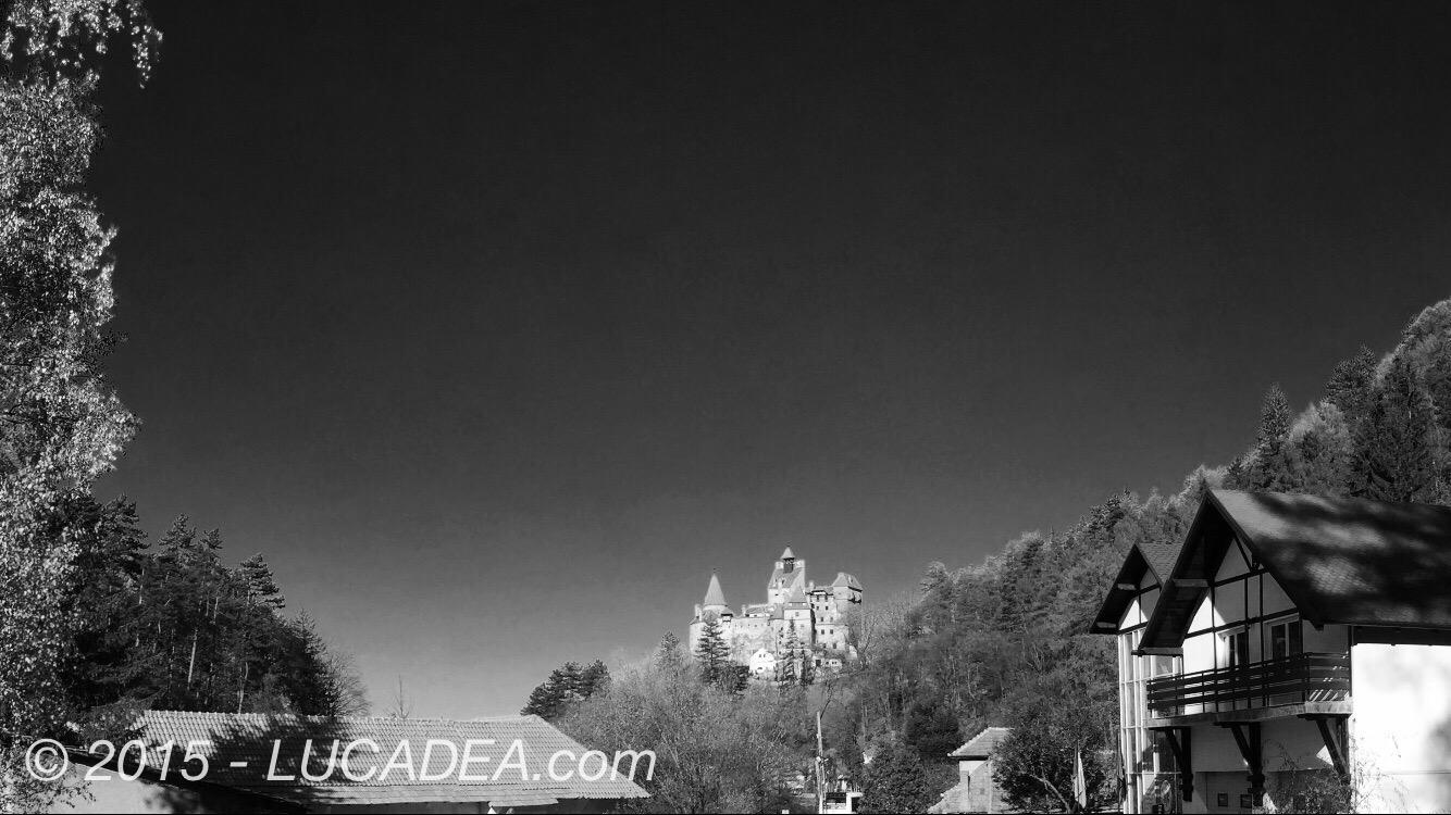 Castello di Bran, noto come il castello di Dracula