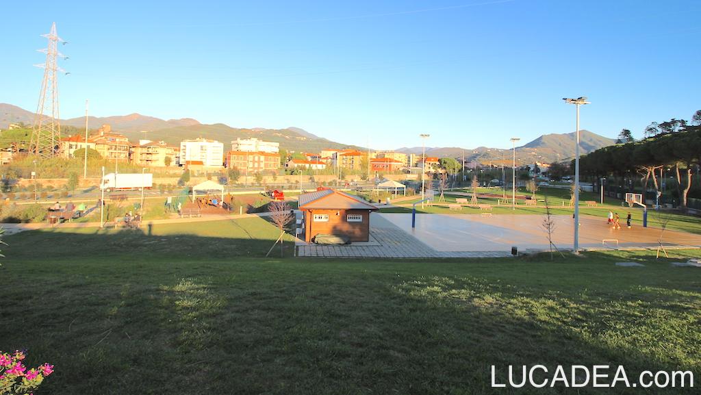 Parco giochi Nelson Mandela