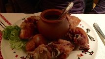 Pollo fritto alla rumena
