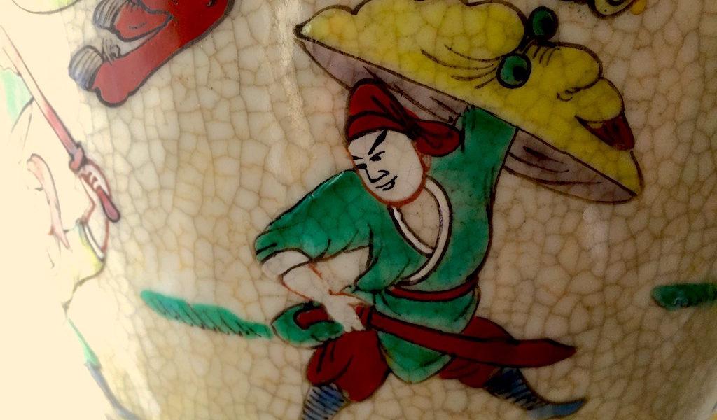Immagini da vaso cinese