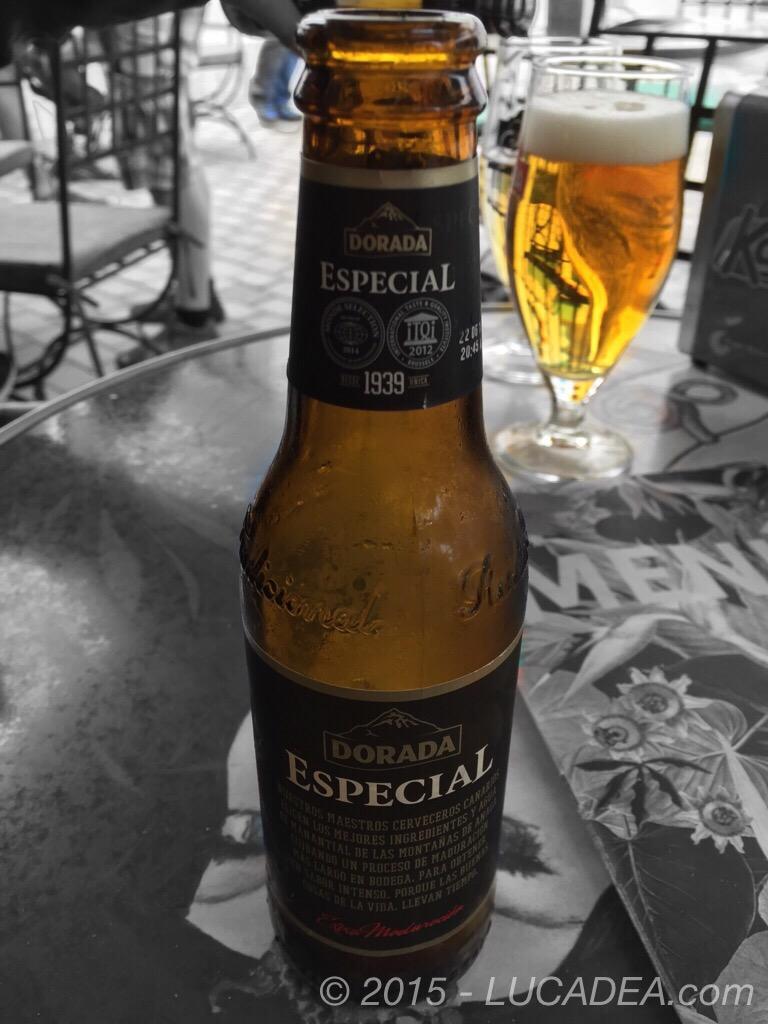 Birra Especial: bionda spagnola