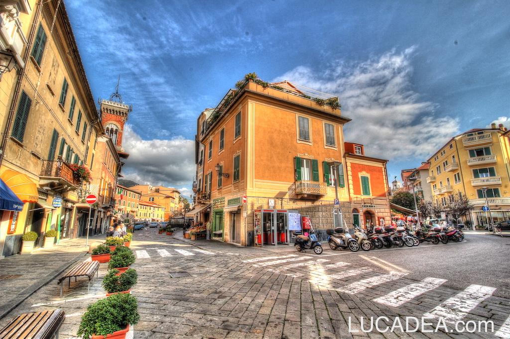 Corso Colombo e viale Dante