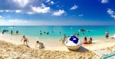Spiagge da sogno: Seven Miles Beach a Grand Cayman