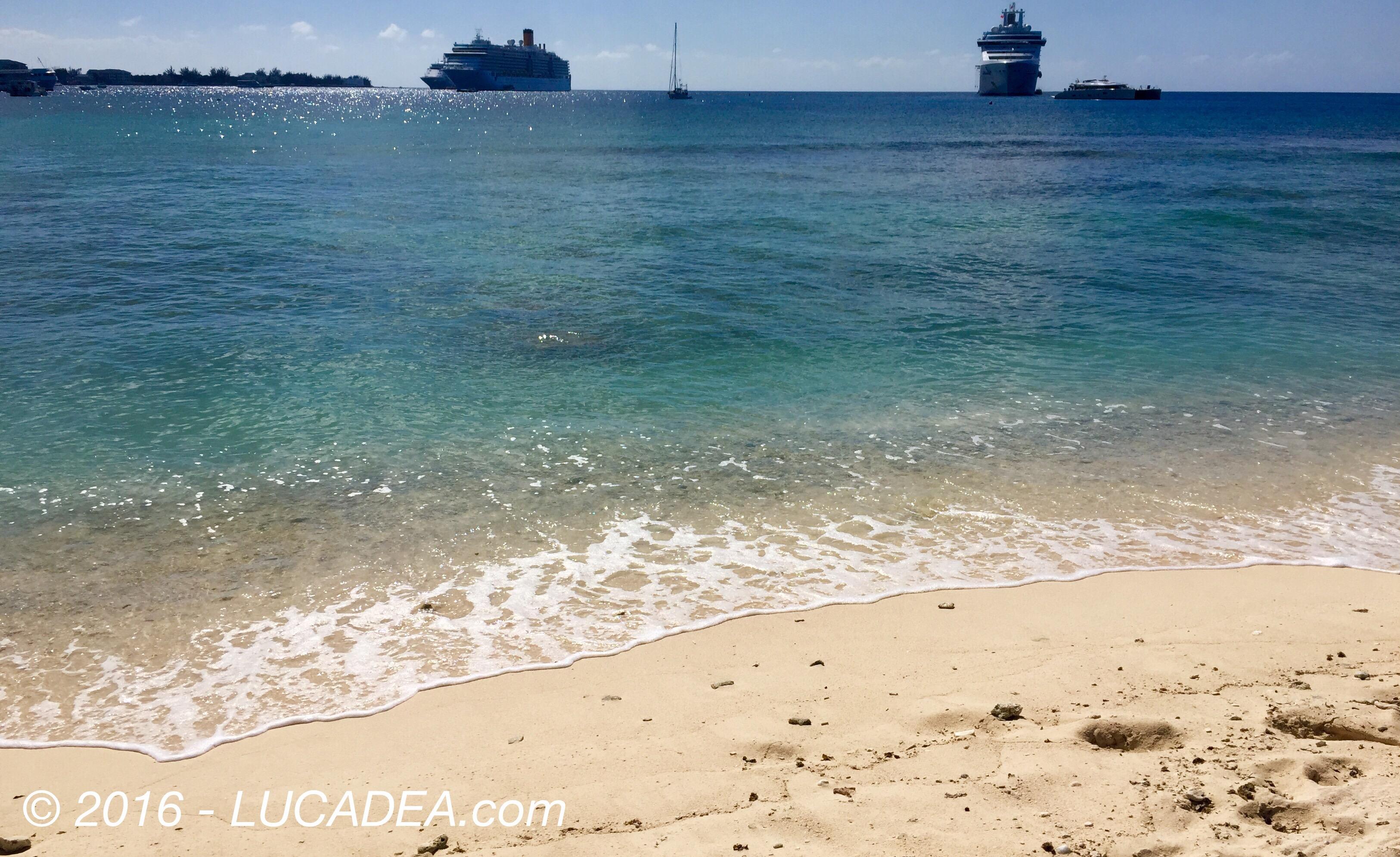 Spiagge da sogno: Seven Miles beach a Grand Cayman (foto)