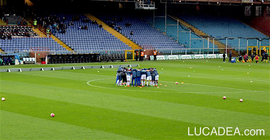 Sampdoria-Frosinone 2015/2016