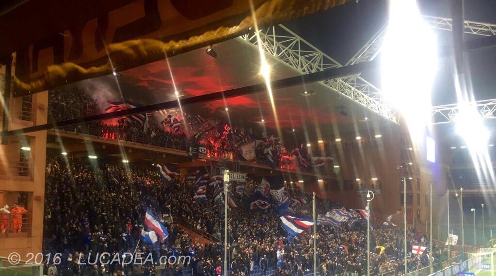 Sampdoria-Torino 2015/2016