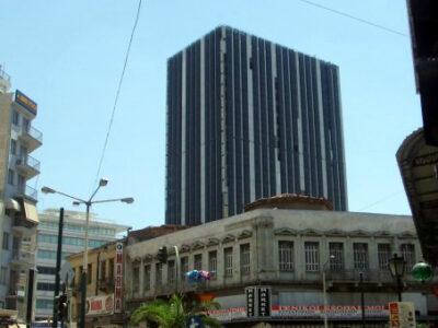 piraues tower