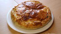 La vera torta Pasqualina, la ricetta