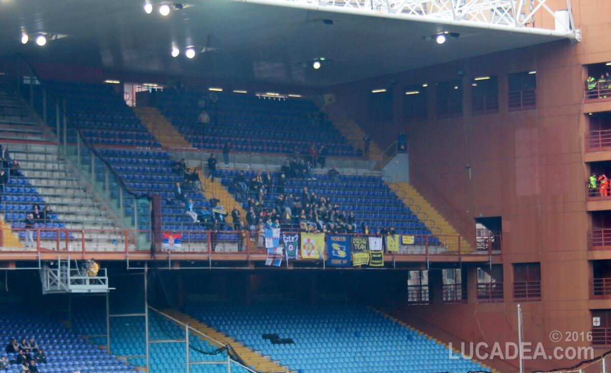 Sampdoria-Chievo Verona 2015/2016