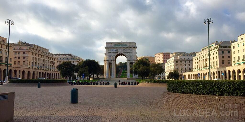 Arco della Vittoria