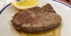 Filetto di bovino: un ottimo piatto di carne alla piastra (foto)