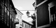 Angolo di Sestri in bianco e nero: alla ricerca di foto creative