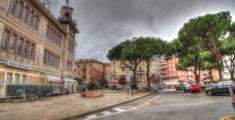Piazza della Repubblica a Sestri Levante