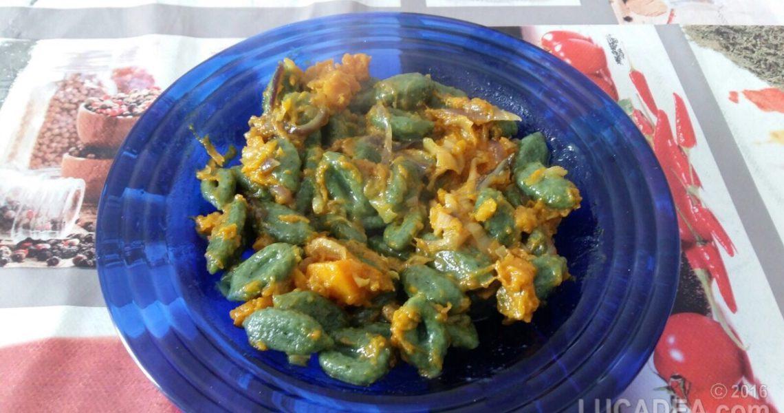 Barchette agli spinaci