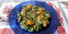Barchette agli spinaci con zucca