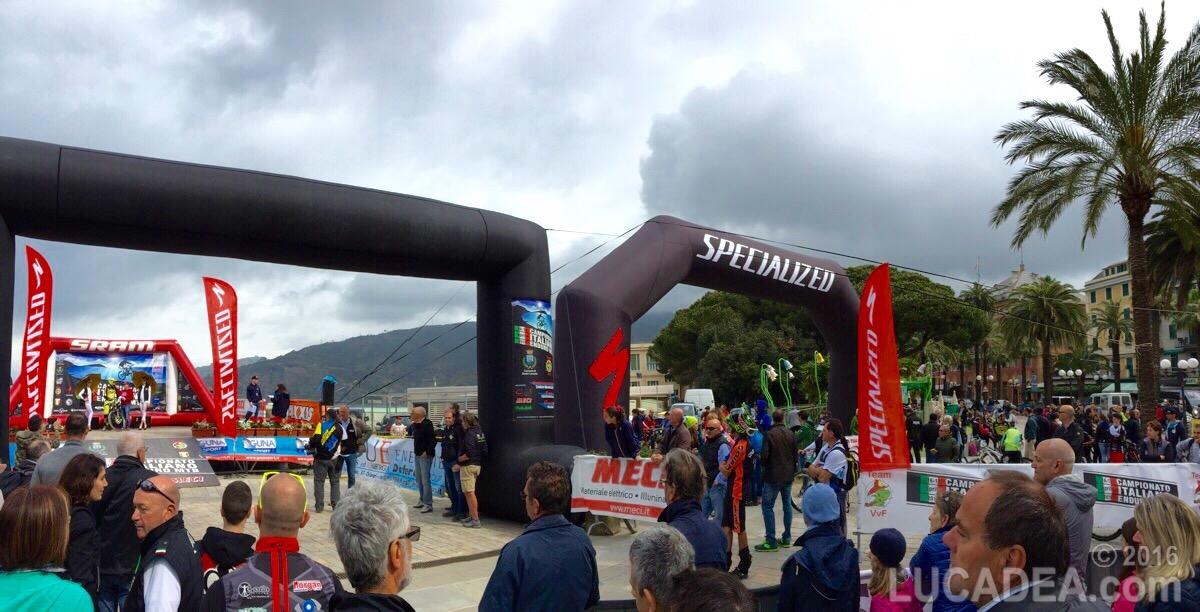 Campionato italiano Enduro 2016 a Sestri Levante