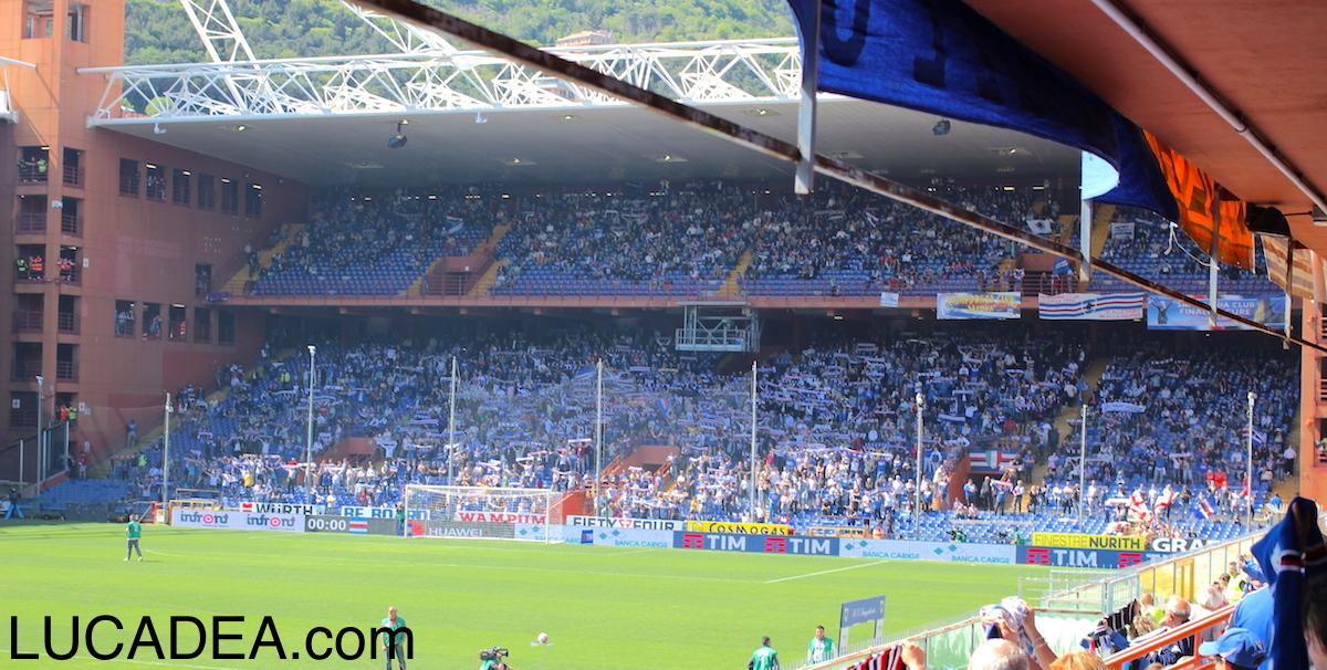 Sampdoria-Lazio 2015/2016