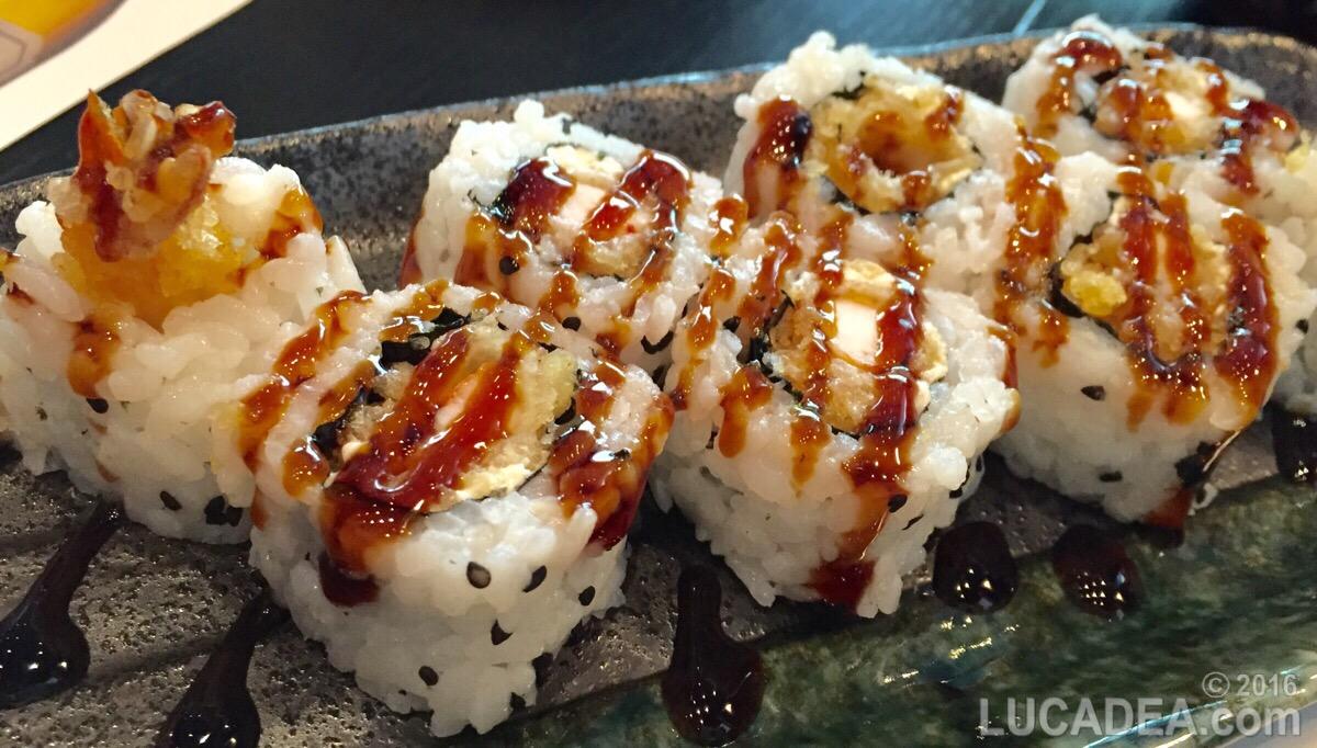 Sushi Ura Ebiten: un tipo di sushi da gustare
