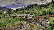 Ponterotto e la fabbrica abbandonata